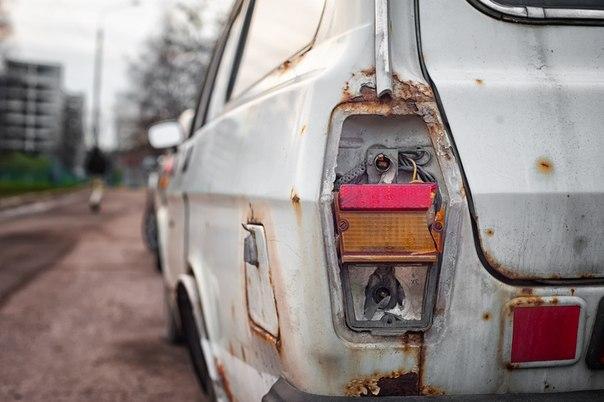 Trash Cars Will Be Removed From Krasnodar Streets The Krasnodar Administration And City Duma
